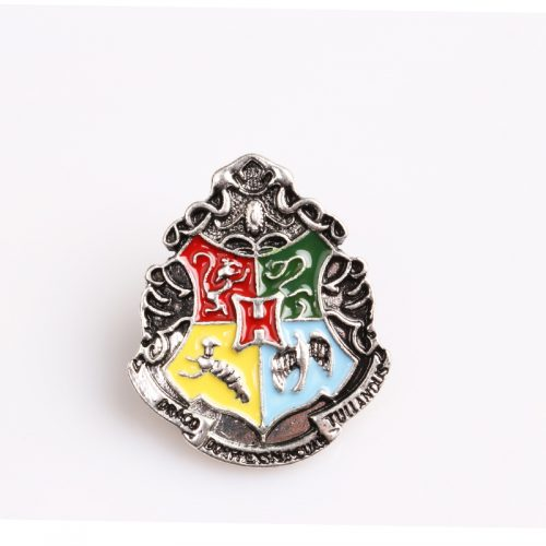 Значки-броши факультетов Хогвартса из Гарри Поттера