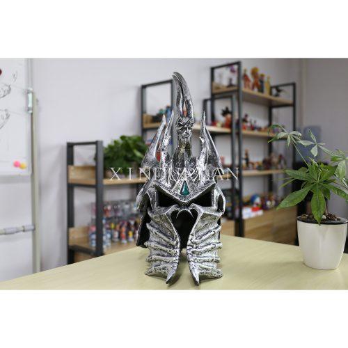 Шлем Короля Лича из вселенной WoW