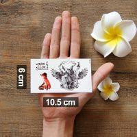 Временная водонепроницаемая татуировка (25 вариантов на выбор)