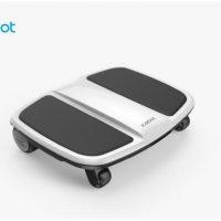 Электрический четырехколесный гироскутер скейтборд Icarbot