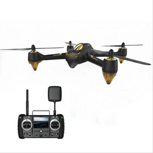 Квадрокоптер с HD камерой Hubsan H501S X4 Pro 5.8 Г FPV