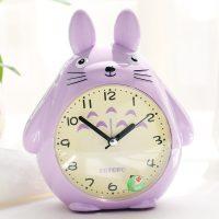 Настольные детские часы-будильник Тоторо