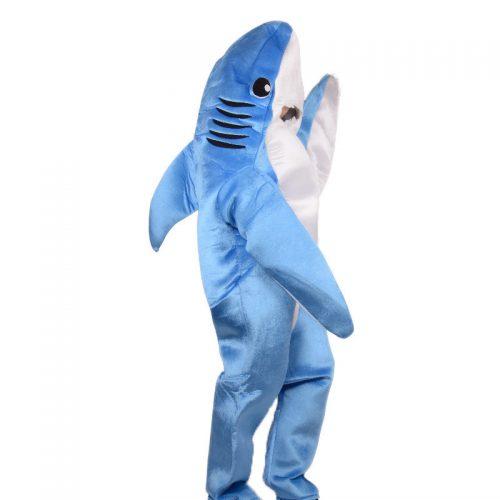 Костюм акулы для взрослого человека