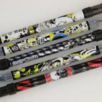 Шариковая ручка игрушка для Pen Spinning