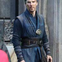 Ожерелье с подвеской Глаз Агамотто Доктор Стрэндж (Doctor Strange)