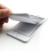 Блокнот для заметок в виде айфона