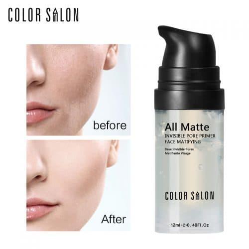 Color Salon Матирующая основа-база под макияж