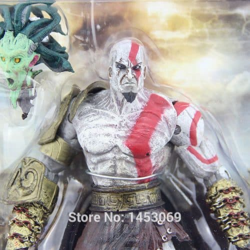 Фигурка Кратоса из God of War