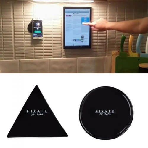 Fixate Gel Pads Гелевые пластины для фиксации приклеивания предметов