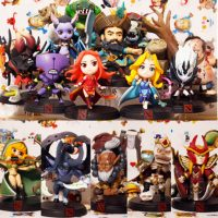 Игрушки фигурки героев DOTA 2