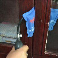 Инструмент подушка пневмоклин для открытия авто, дверей