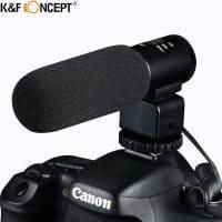 KF CONCEPT Профессиональный проводной микрофон для видеокамеры