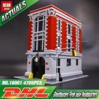 LEPIN 16001 конструктор Штаб-квартира Охотников за привидениями