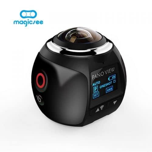 Magicsee панорамная Wi-Fi камера 360