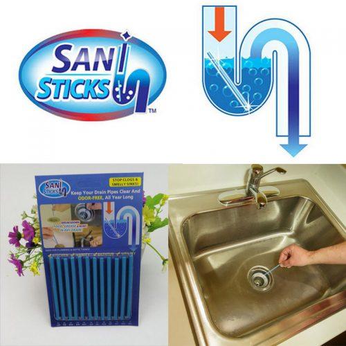 Палочки устраняющие неприятный запах из канализации