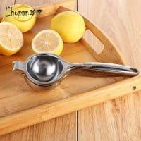 Ручная металлическая соковыжималка для цитрусовых