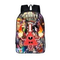Школьный детский рюкзак Гравити Фолз (Gravity Falls)