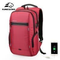 Водонепроницаемый рюкзак для ноутбука 13″/15″/17″ KINGSONS