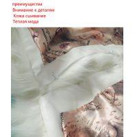 Шубы из искусственного меха на Алиэкспресс - место 1 - фото 6