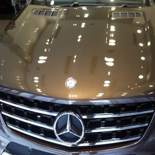 Жидкое стекло для полировки авто
