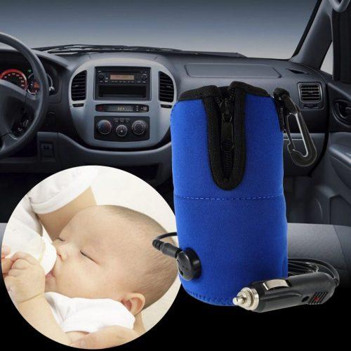 Портативный подогреватель для детских бутылочек от прикуривателя в автомобиль
