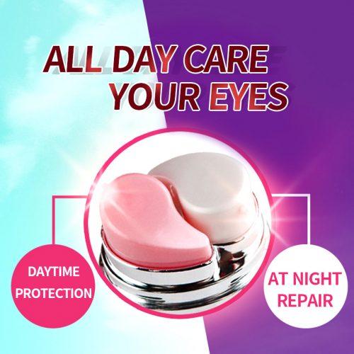 Laikou дневной и ночной крем для кожи вокруг глаз с экстрактом розы