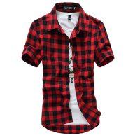Топ 12 самых популярных мужских рубашек на Алиэкспресс - место 9 - фото 1