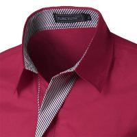 Топ 12 самых популярных мужских рубашек на Алиэкспресс - место 1 - фото 14