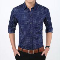 Топ 12 самых популярных мужских рубашек на Алиэкспресс - место 11 - фото 7