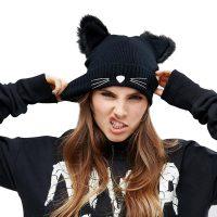 Топ 20 самых популярных женских шапок на Алиэкспресс в России 2017 - место 20 - фото 3