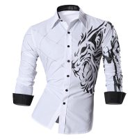 Топ 12 самых популярных мужских рубашек на Алиэкспресс - место 6 - фото 5