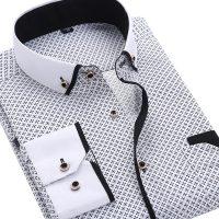 Топ 12 самых популярных мужских рубашек на Алиэкспресс - место 3 - фото 1