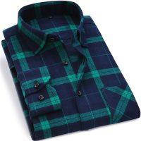Топ 12 самых популярных мужских рубашек на Алиэкспресс - место 4 - фото 18