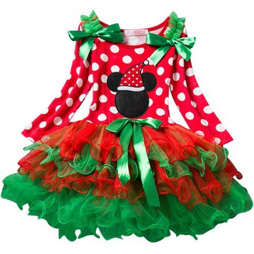 Детские новогодние платья костюмы для девочек