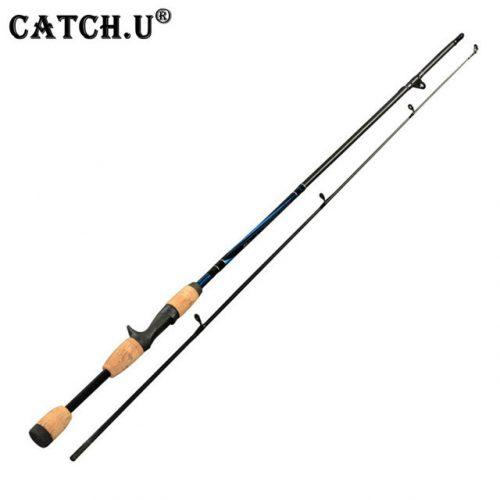 Рыболовная удочка спиннинг 1.8 м 6-12LB