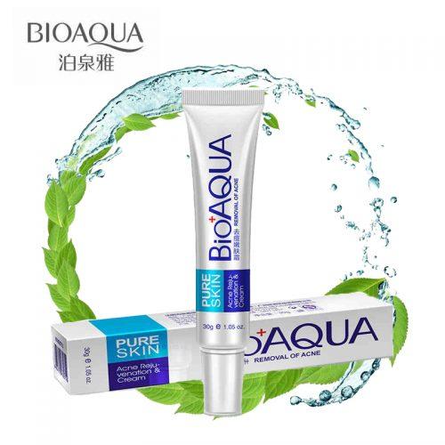 Bioaqua крем от прыщей, для лечения акне 30 г