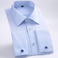 Топ 12 самых популярных мужских рубашек на Алиэкспресс - место 8 - фото 18