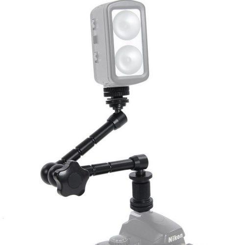 Кронштейн на камеру для света