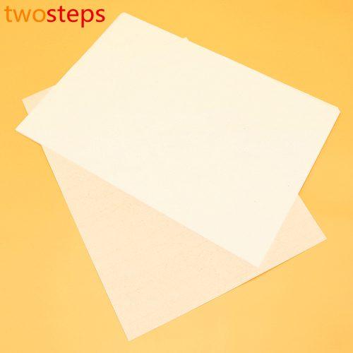 Белая тонкая полупрозрачная рисовая бумага для китайской каллиграфии и живописи