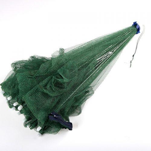Рыболовная сеть ловушка для ловли рыбы, креветок, крабов