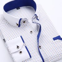 Топ 12 самых популярных мужских рубашек на Алиэкспресс - место 3 - фото 12