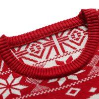 Женские и мужские новогодние свитера с оленями на Алиэкспресс - место 4 - фото 6