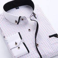 Топ 12 самых популярных мужских рубашек на Алиэкспресс - место 3 - фото 13