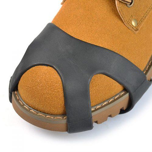 Ледоступы (ледоходы, антигололеды) насадки для обуви против скольжения на льду