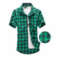 Топ 12 самых популярных мужских рубашек на Алиэкспресс - место 9 - фото 8