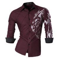 Топ 12 самых популярных мужских рубашек на Алиэкспресс - место 6 - фото 4