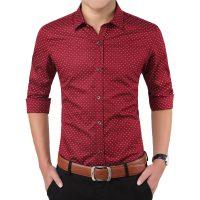 Топ 12 самых популярных мужских рубашек на Алиэкспресс - место 11 - фото 6