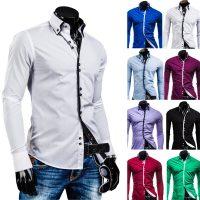 Топ 12 самых популярных мужских рубашек на Алиэкспресс - место 7 - фото 2