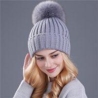 Топ 20 самых популярных женских шапок на Алиэкспресс в России 2017 - место 1 - фото 8