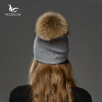 Топ 20 самых популярных женских шапок на Алиэкспресс в России 2017 - место 12 - фото 5